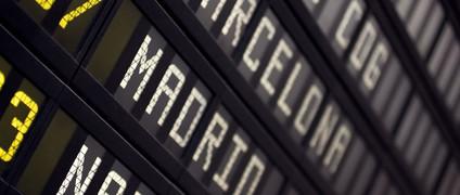 Puente aéreo Madrid Barcelona