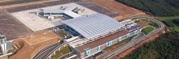 Nueva terminal Aeropuerto Santiago de Compostela